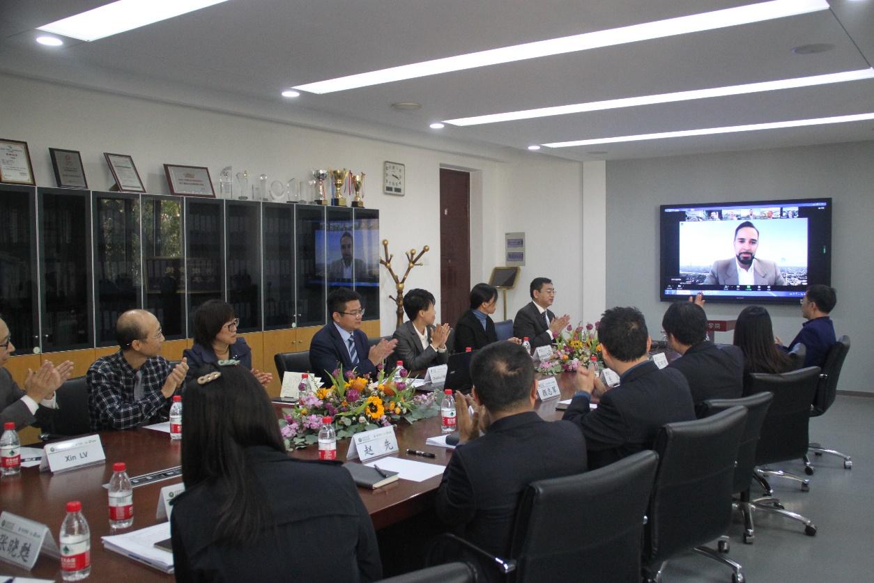 北京理工大学管理与经济学院MBA/EMBA项目顺利通过AMBA再认证